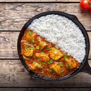 chicken tikka masala origin