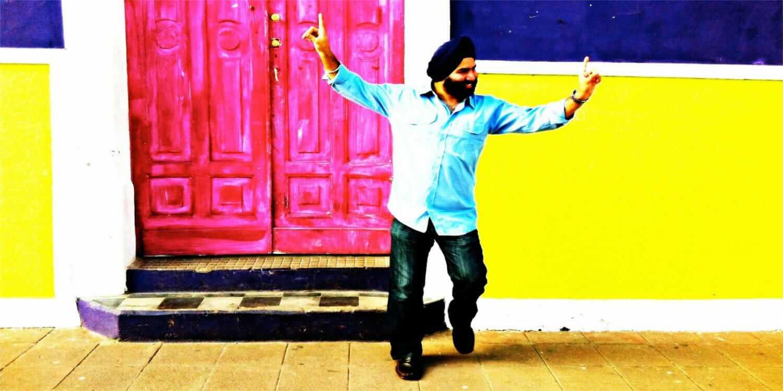 bhangra dance music