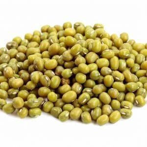 mung beans smell