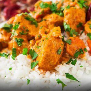 korma curry powder recipe