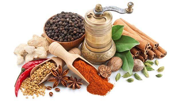 spice checklist