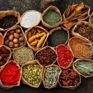 uses of spices