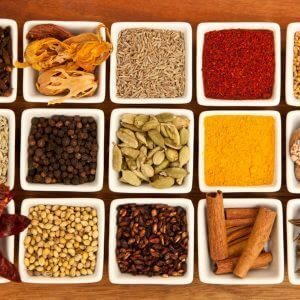 herbs and spices chart